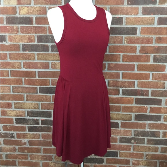 Hollister Dresses & Skirts - Hollister Sleeveless Fit and Flare Dress